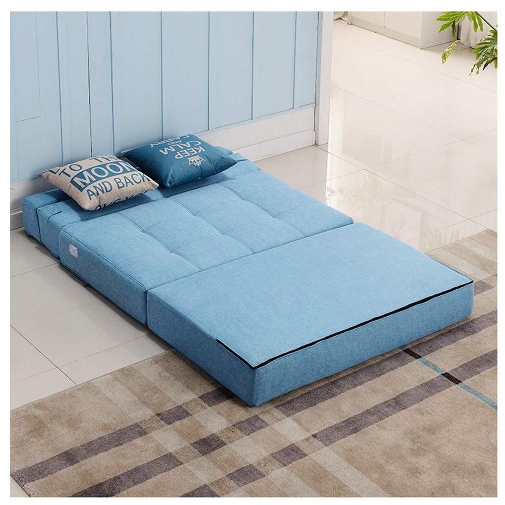 Amazon.com: NIUYUKE Sofá cama plegable de doble uso, sofá ...