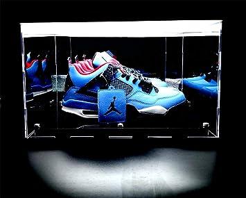 BillyJoe - Paneles de acrílico Transparente para Zapatos de ...