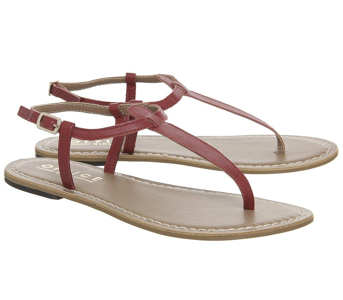 94636f936da7 Office Samba Toe Post Sandals  Amazon.co.uk  Shoes   Bags
