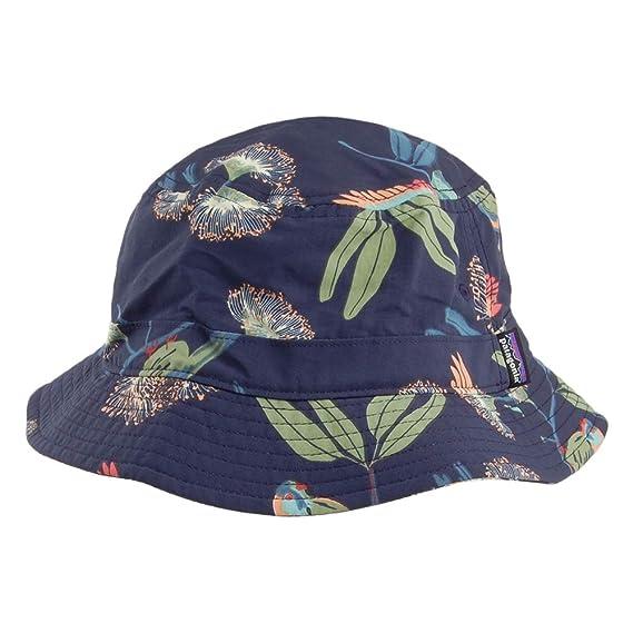 d97ecca57 Patagonia Hats Wavefarer Parrots Bucket Hat - Navy Blue Large/X ...
