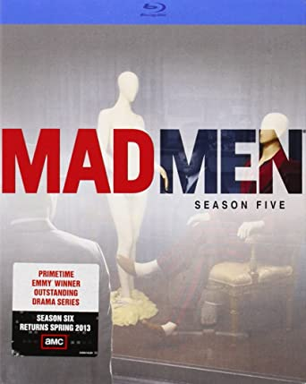 amazon com mad men season 5 blu ray jon hamm elisabeth moss mad men season 5 blu ray