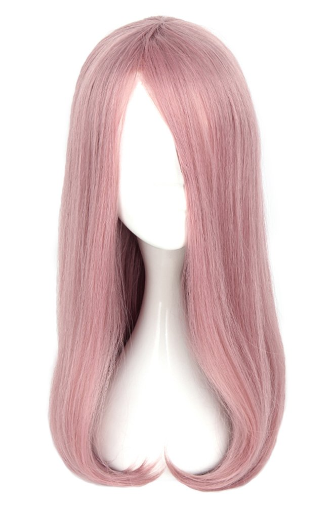 Mtxc Little Witch Academia Cosplay Sucy Manbavaran Wig Pink