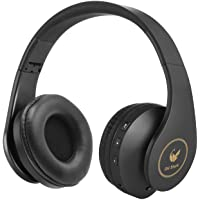 OldShark V7 Foldable Bluetooth Headphones,Over-Ear Foldable Wireless Bluetooth Headsets with Soft Earmuffs,Bulit-in Microphone,Lightweight Stereo Wired Headphones for PC/Cell Phones/TV