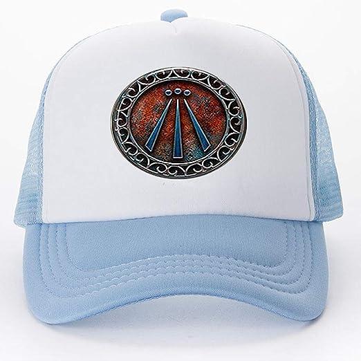 Awen Symbol Druid Llavero Gorras de béisbol Gorras de Golf ...