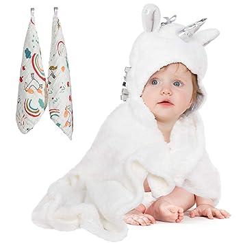 Baby-Badetuch  Neuheit Farbe weiß