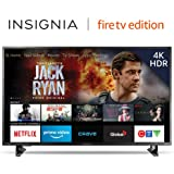 Insignia 43-inch 4K Ultra HD Smart LED TV with HDR - Fire TV Edition