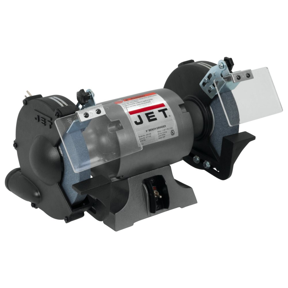 JET 577102 JBG-8A 8-Inch Bench Grinder - Power Bench Grinders - Amazon.com