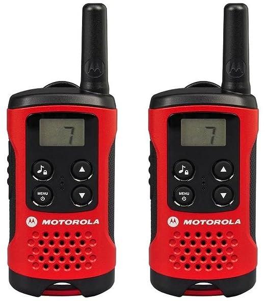 271 opinioni per Motorola TLKR T40 Ricetrasmittente PMR, Portata Fino a 4 km