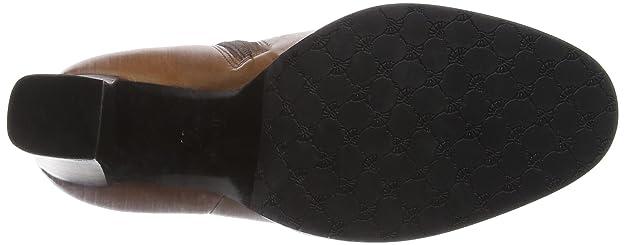 LeatherBottes III courtes Soft Ankle femme JoopViola Boot ukXPZi