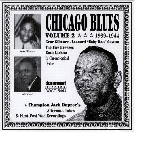 Chicago Blues Vol. 2 - 1940 Chicago