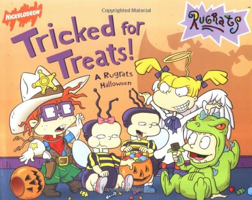 Rugrats Halloween (Tricked For Treats!: A Rugrats Halloween (Rugrats (Simon & Schuster Paperback)))