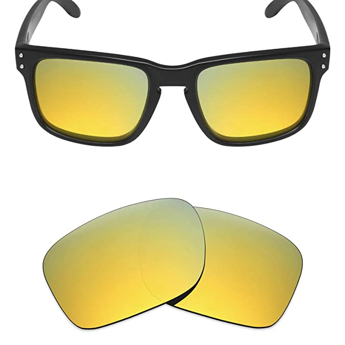 16007aa989 Amazon.com  Mryok Polarized Replacement Lenses for Oakley Holbrook ...