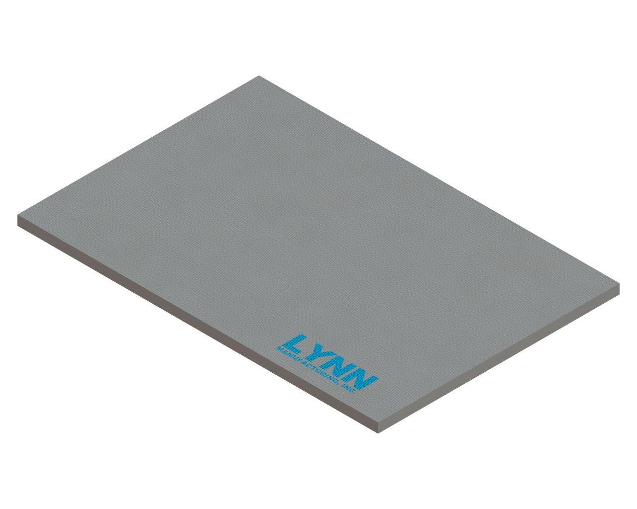 Lynn Manufacturing Replacement Quadrafire Baffle Board, 4100-I ACT, Bodega Bay, 832-3520
