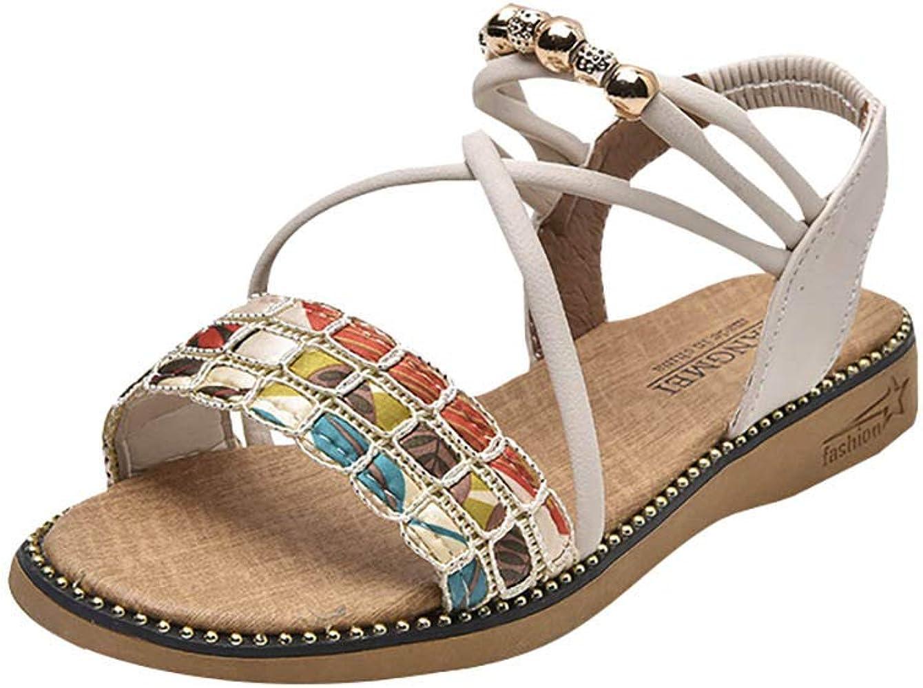Plat Femme Sandales D'été À Talons Nouveau Mariage Mode Chaussures vNmOPy8n0w