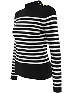 Sleeve Sweater Jj Knit Women's Perfection Mock Long Top Neck At Soft IfAgf7