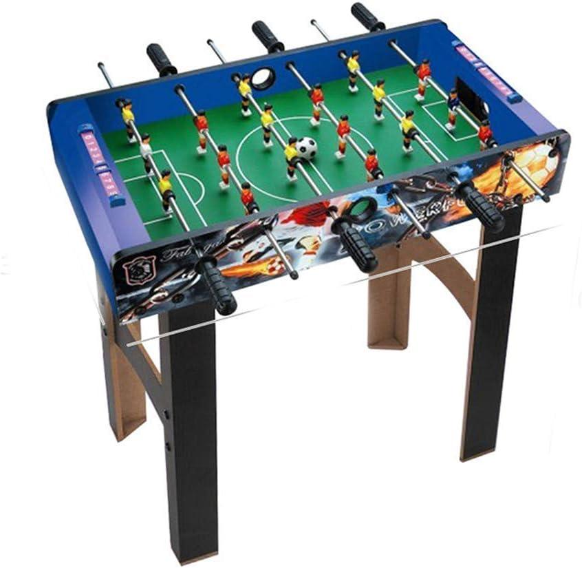 Mesa multijugador de Mesa de futbolín para mesas de Juego Profesional de fútbol Americano en Interiores y Exteriores: Amazon.es: Hogar