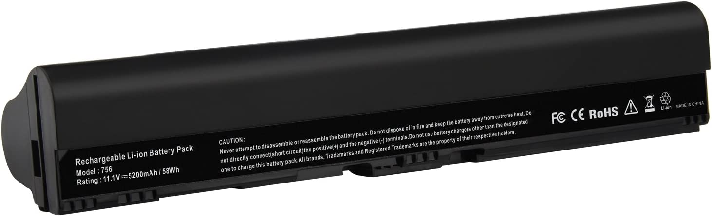 Laptop/Notebook Replace Battery for Acer Aspire V5-121 V5-131 V5-171 V5-171-53314G50ass V5-171-6616V5-171-6860 V5-171-6681 V5-171-6862 AL12A31 AL12B31 AL12B32 4ICR17/65