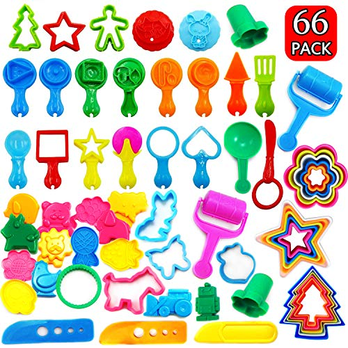 Pieces Animal Shapes Extruders Pretend product image