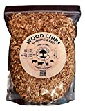 5 Litre Smoking Wood Chips for BBQ and Smokers 100% Natural from Polish Forests (Cherry)