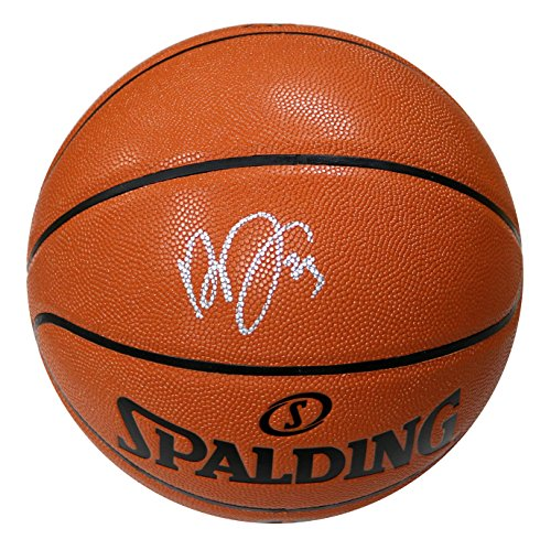 Anthony Davis New Orleans Pelican Signed Autographed Spalding NBA Game Replica - Replica Pelican