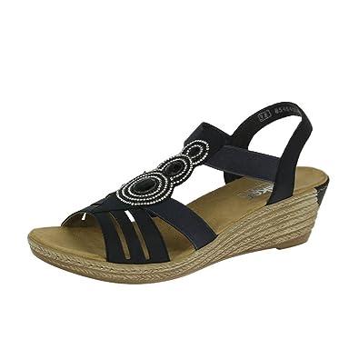 rieker sandalen amazon.de