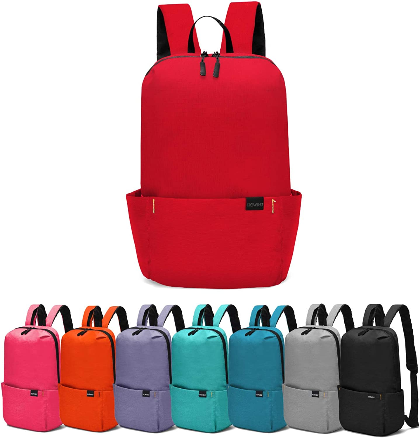 Waterproof Backpack Collapsible, Small Backpack for Chidren
