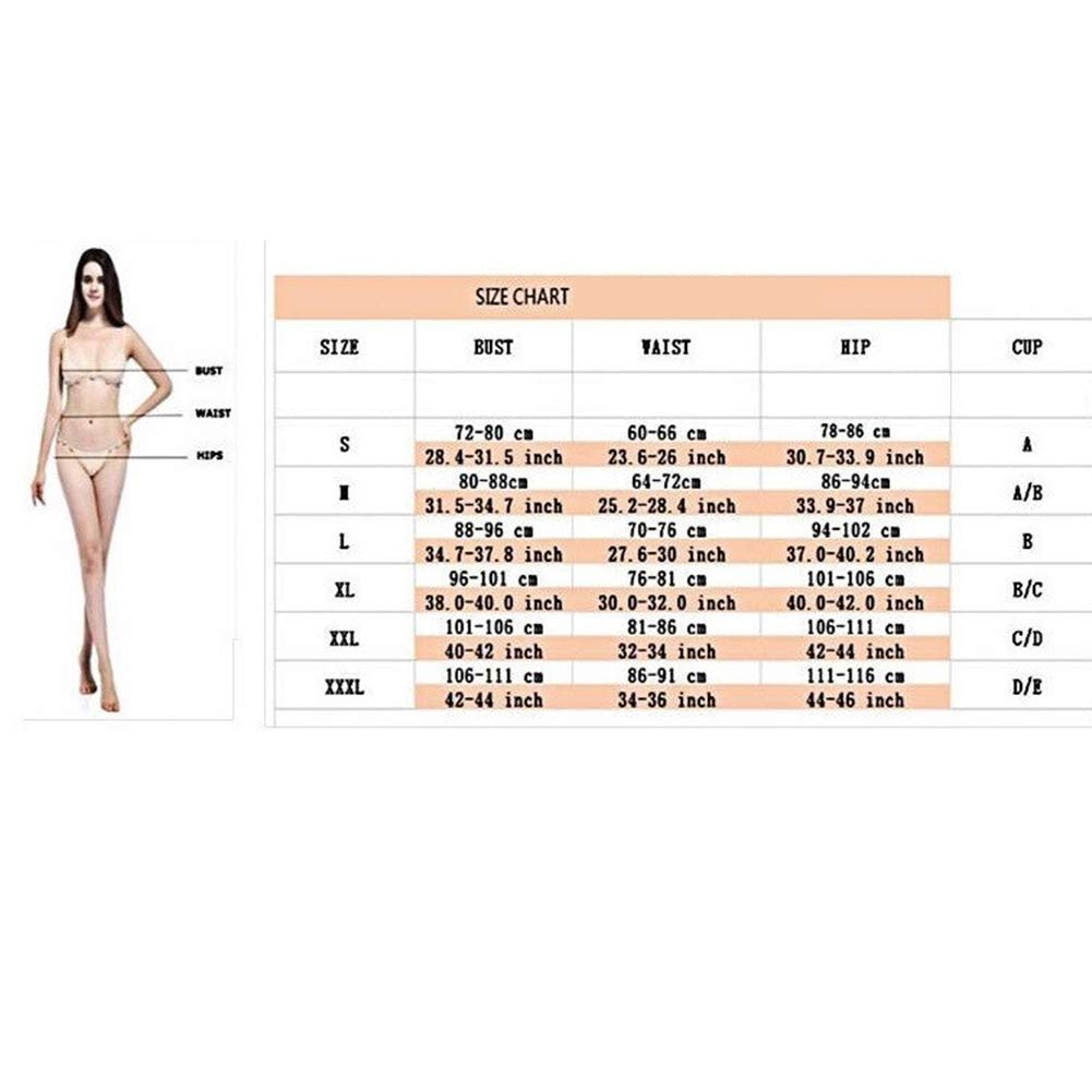 Amazon.com: Meiyiu - Bikini de una sola pieza para mujer ...