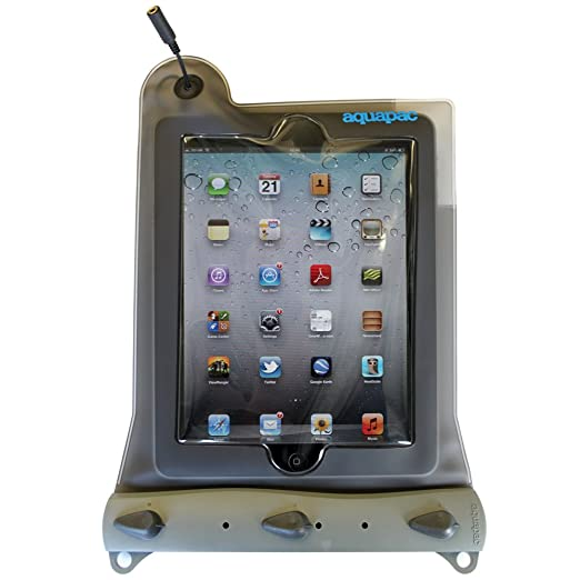2 opinioni per Aquapac Custodia Impermeabile per iPad Air, Trasparente