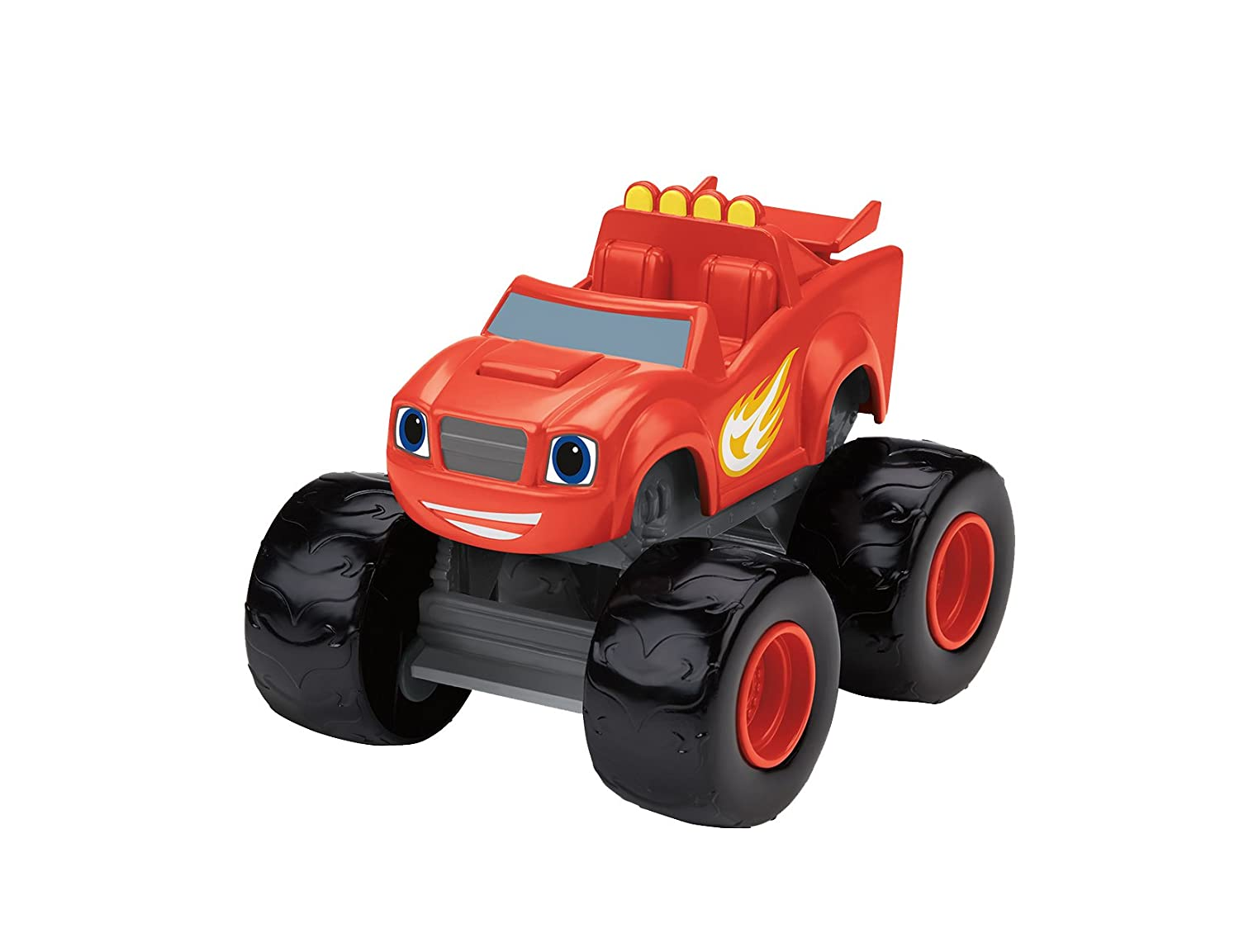 Blaze y los Monster Machines Fisher Price Blaze parlanchín Mattel DXB