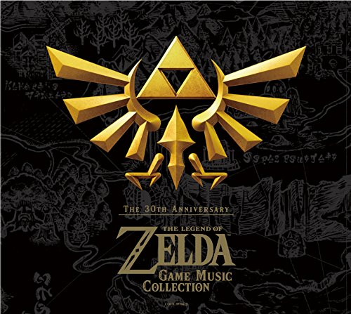 Legend of Zelda: 30th Anniversary Music Collection Music Legends