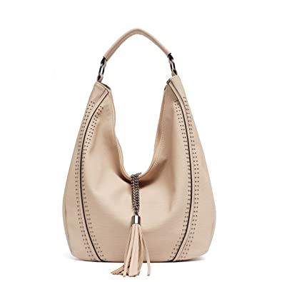 b839edf8f3 Image Unavailable. Image not available for. Color  New Fashion Women Handbag  Soft Ladies PU Leather TGirl s Shoulder Bag Big ...