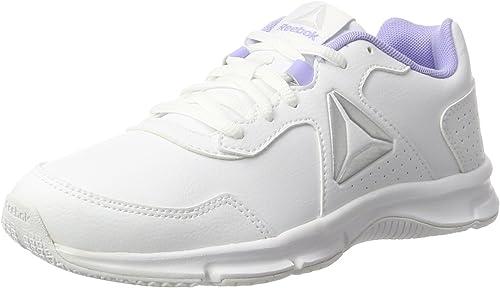 Reebok Express Runner SL, Chaussures de Running Femme, Blanc