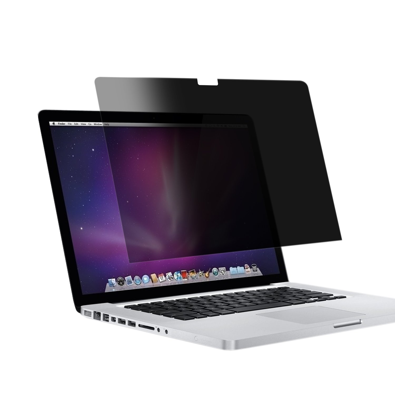 Privacy Screen Protector, LILIONGTH Anti-Spy Guard Filter Compatible MacBook Pro 15 Inch (Model: A1707) 2016/2017/2018 Released by LILIONGTH (Image #1)