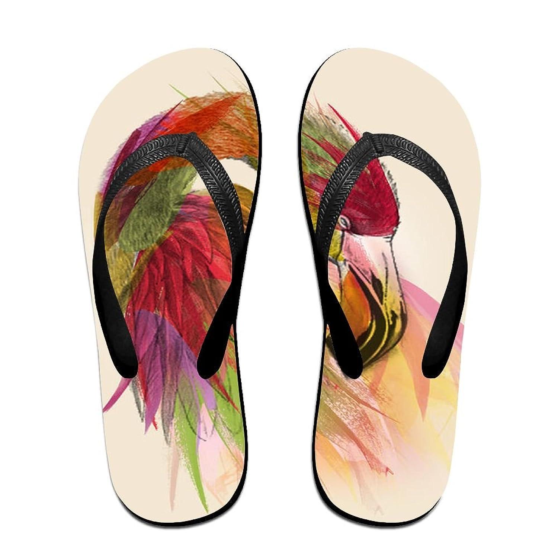 Flamingo Outdoor Thong Beach Sandal Summer Flip Flops