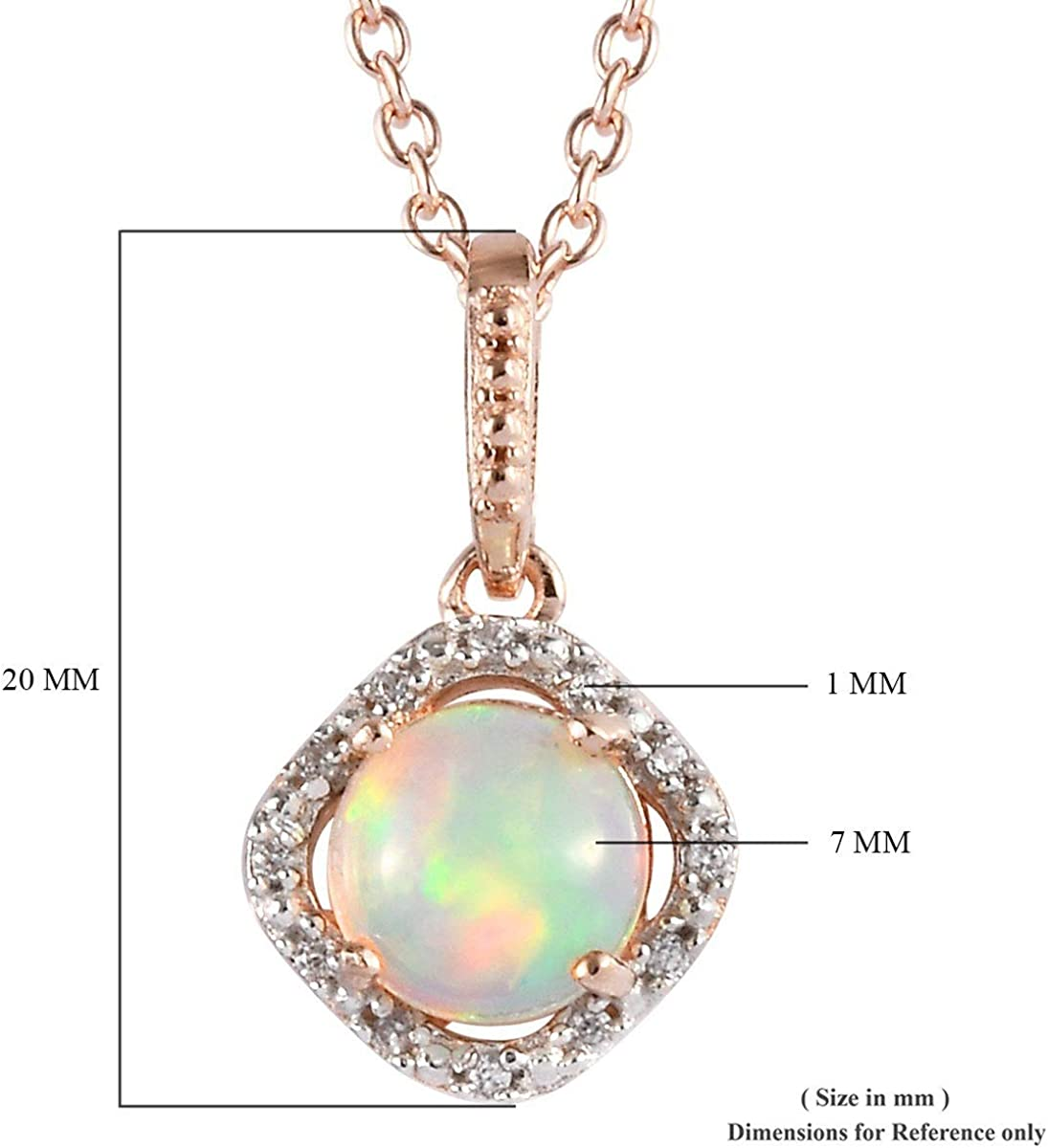 Vermeil Yellow Gold Over 925 Sterling Silver Libra Zodiac Pendant Necklace 20 Jewelry for Women