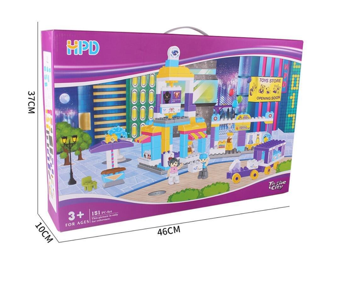 Sonstige Holz 13 Puzzle Block Puzzle Spielzeug Bausteine B4T4