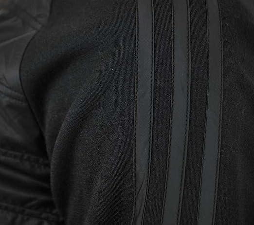 adidas SST TT Quilted Originals Track Top Trefoil Primaloft