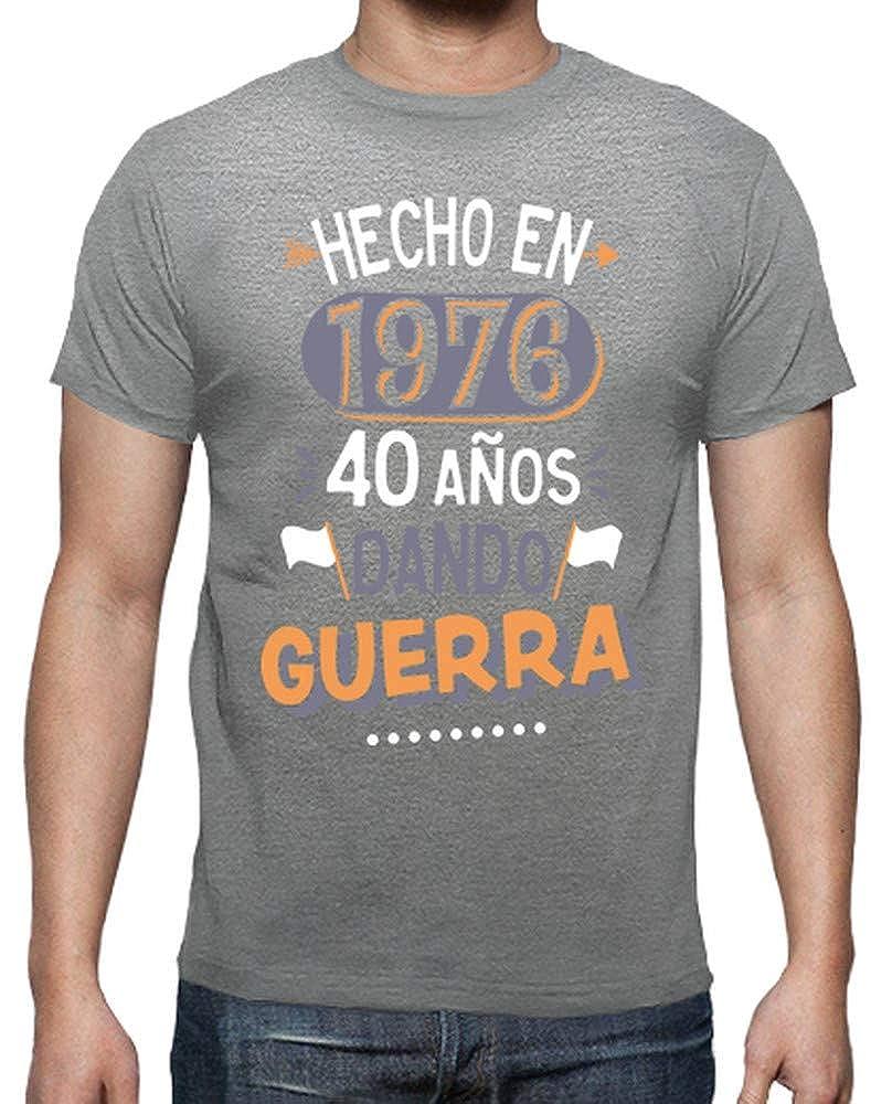 latostadora - Camiseta 40 Anos Dando para Hombre: Amazon.es ...