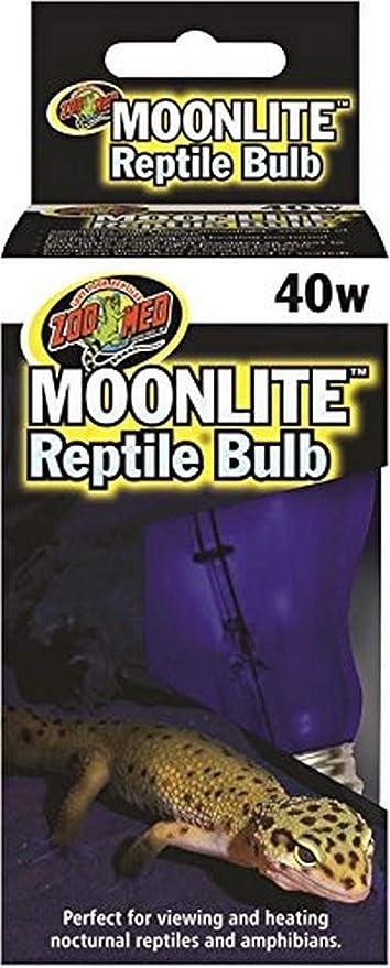 Zoo Med Moonlite Bombilla para reptiles