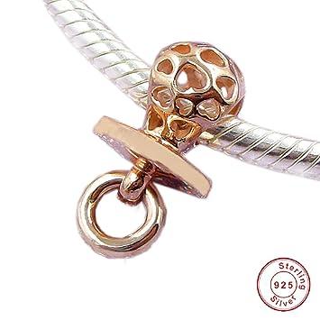 Chicbuy 2018 - Chupete de plata de ley 925, diseño de ...