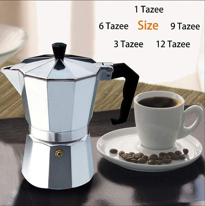 Moka Pot, Cafetera MMKICC Mocha Coffee Pot Moka Filtro de acero ...