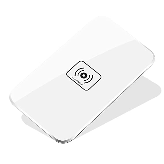 Amazon Com Qi Fast Wireless Charger