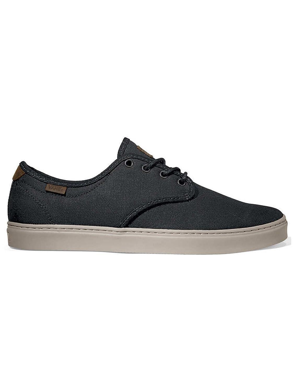 Mens Shoes Vans Ludlow + (Heavy Canvas) Black/Smoke