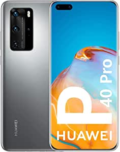 HUAWEI P40 Pro - Smartphone 256GB, 8GB RAM, Dual Sim, Silver Frost: Amazon.es: Electrónica