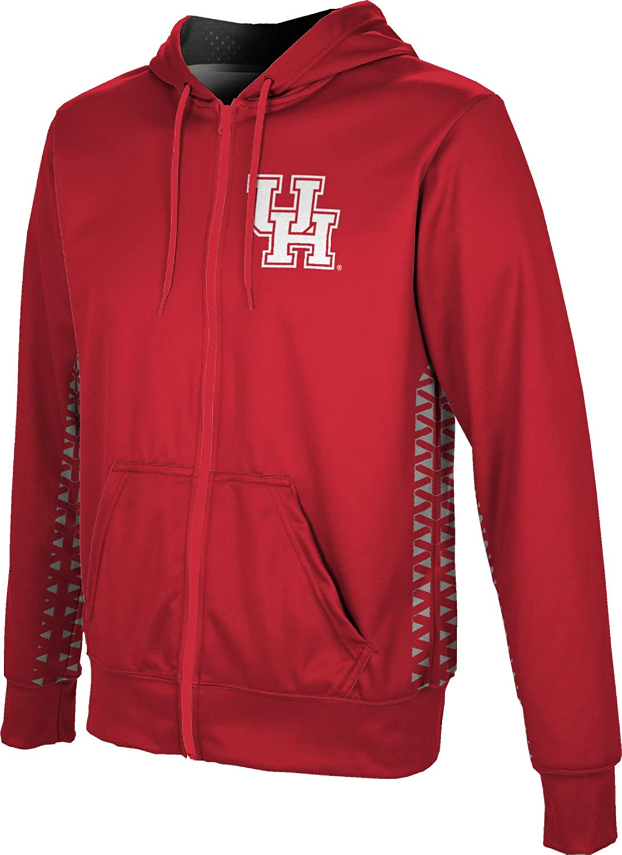 ProSphere University of Houston Boys Fullzip Hoodie Geo