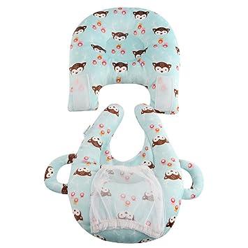 Amazon.com: lyhopes bebé almohadas multifunción almohada de ...