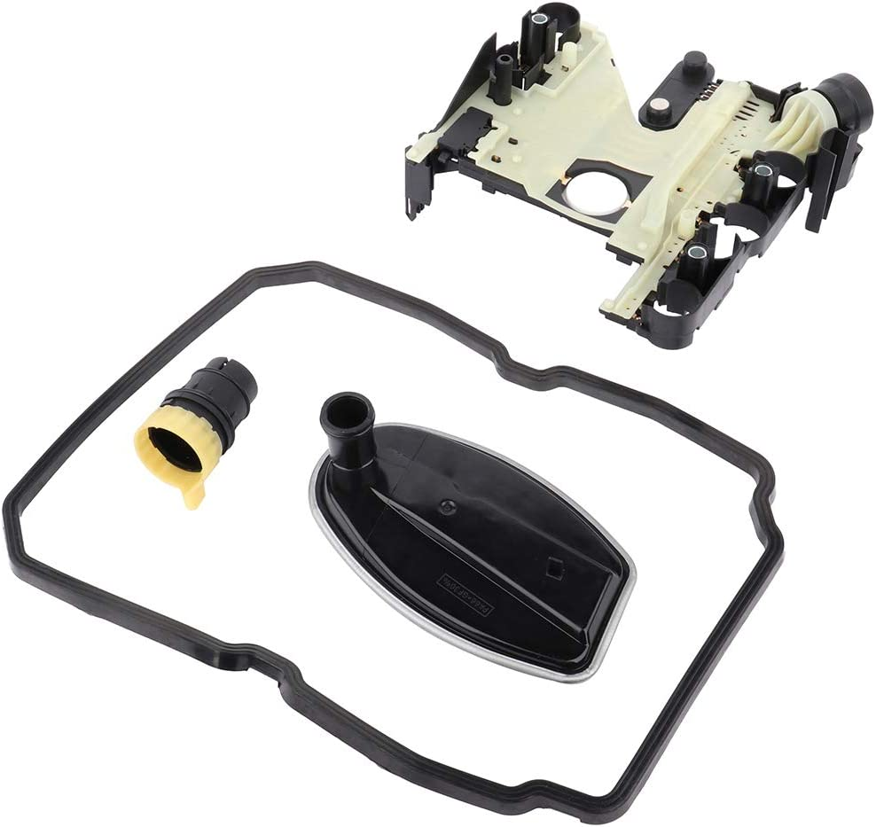 AUTOMUTO Transmission Conductor Plate Filter Connector Gasket Kit Fit for 2005-2014 for Chrysler 300 2005-2009 for Dodge Sprinter 2500 2012-2017 for Jeep Wrangler 2010-2017 for Benz Sprinter 2500