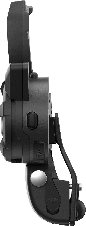 2 Pack SENA 30K-01D Black Small 30K Motorcycle Bluetooth Communication Mesh Intercom Dual Pack