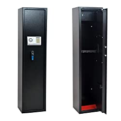 Homegear Large 5 Rifle Electronic Gun Safe Review