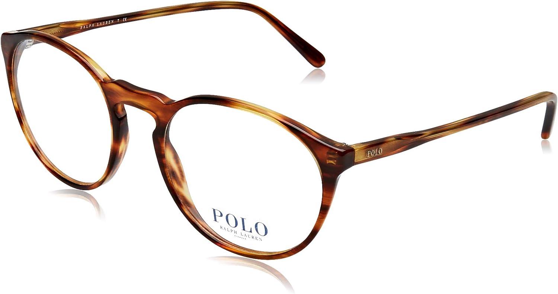 Polo Ralph Lauren 0PH2180, Monturas de Gafas para Mujer, Marrón ...